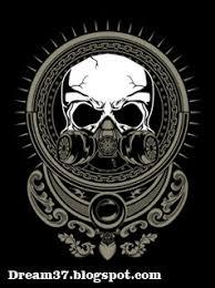desain gambar untuk distro beli desain kaos distro murah skull dream 1t
