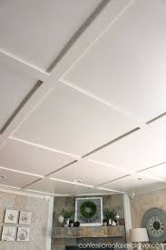 ideas for ceilings faux coffered ceiling popcorn ceiling ceiling and popcorn
