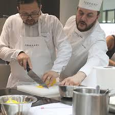 cours de cuisine ferrandi cours de cuisine pour tout gastronome à ferrandi idf