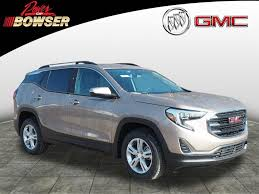 2018 gmc terrain white gmc terrain in pleasant hills pa power of bowser