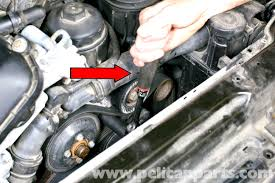 bmw e46 drive belt replacement bmw 325i 2001 2005 bmw 325xi