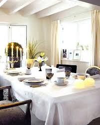 dinner table setting ideas modern table setting ideas kitchen table