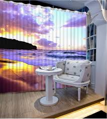 Custom Bedroom Curtains White Online Get Cheap White Blackout Curtains Aliexpress Com Alibaba