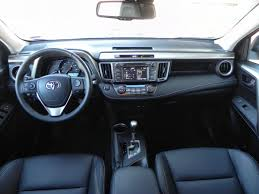 Toyota Rav4 Interior Dimensions 2015 Toyota Rav4 Is The Sensible Compact Crossover U2013 Aaron On Autos