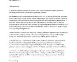 Sample Cover Letter For Engineering Job by Quality Control Engineer Cover Letter Yours Sincerely Mark Dixon