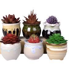 Cactus Planter by Aliexpress Com Buy Wituse Flowing Glazed Ceramic Flowerpot