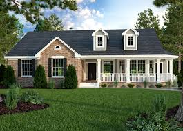 Barn Style House Plans With Wrap Around Porch by Best 25 Brick Ranch House Plans Ideas On Pinterest Ranch House