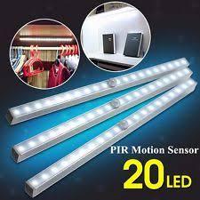 Motion Sensor Closet Light Closet Light Ebay