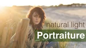 Natural Light Natural Light Portraiture Get A Little Known Secret Youtube