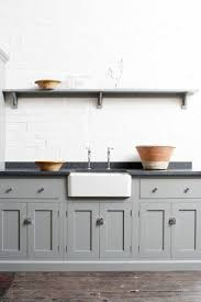 Grey Kitchen Cabinets by Best 25 Black Countertops Ideas On Pinterest Dark Kitchen