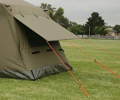 Oztent Awning Oztent Rv 4 Easy Setup Tent In 30 Seconds
