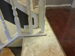 Stair Laminate Flooring Laminate Flooring Around Stairs Round Designs