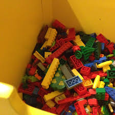 everything is awesome when your legos are organized the