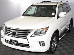 lexus suv used lx lexus lx 570 suv for sale used cars on buysellsearch
