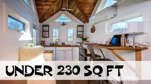 top 3 amazing tiny homes houses under 500 sq ft youtube guest