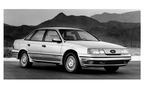 sho u0027nuff a visual history of ford u0027s iconic taurus sho supersedan