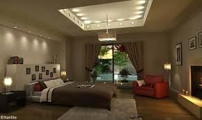 éclairage chambre à coucher deco eclairage chambre visuel 8
