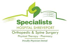 Shreveport Zip Code Map by Specialists Hospital Shreveport Shreveport La