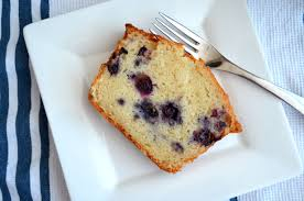 lemon blueberry ricotta pound cake trials in food