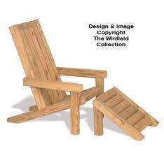 adirondack furniture plans landscape timber adirondack chair plans
