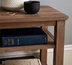 astoria bedside table pottery barn