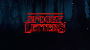 Meme Text Font Generator - stranger things title maker lets you make your own spooky logo