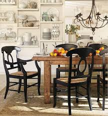 Plain Charming Black Dining Room Chairs Creative Of Black Wood - Black wood dining room chairs
