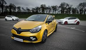 the 271bhp renault clio rs16 is here with a megane rs engine and