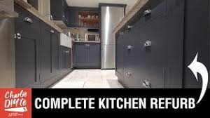 how to spray paint kitchen cupboard handles kitchen makeover how to paint cabinets fit new knobs and cup handles