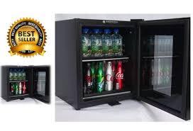 Glass Door Beverage Refrigerator For Home by Beverage Refrigerator Electric Cooler Glass Door Mini Fridge