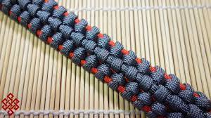 bracelet knots paracord images How to make the traitor knot paracord bracelet tutorial jpg