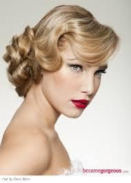 vintage hair vintage hairstyles prom vintage hairstyles curly hair