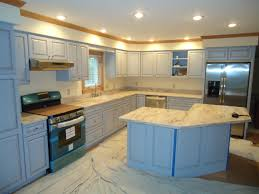 Solid Surface Kitchen Countertops by Kitchen Was Completed With