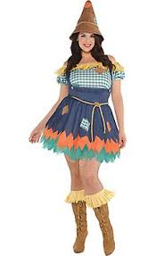 Halloween Costumes Large Women Sultry Scarecrow Costume Size Party Halloween