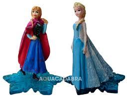 disney frozen elsa olaf castle ornament penn plax aquarium