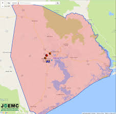 Camp Lejeune Map Onslow County Residents Waking Up In The Dark