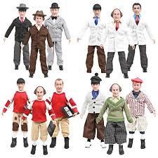 three stooges series 1 8 inch figure figures