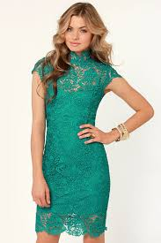 blaque label dress teal dress lace dress 154 00