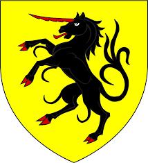 Baden Wurttemberg Flag File Kaedwen Coa Svg Wikimedia Commons