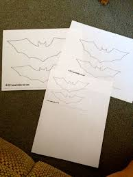 halloween crafts bats halloween crafts paper bat wall for free courtney u0027s craftin u0026cookin
