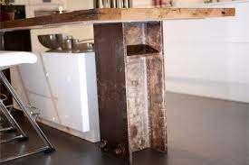 küche industriedesign kochinsel mit altholz und industrial design industrial münchen