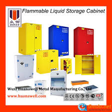 flammable liquid storage cabinet flammable liquid storage cabinets wuxi huanawell metal