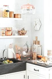 blue kitchen decor ideas trend orange and blue kitchen decor decoration ideas best copper