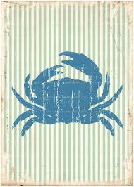 Crab Decorations For Home 45 Best Crabs Images On Pinterest Crab Decor Crabs And Blue Crabs