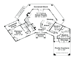 Floor Plans With Porte Cochere Cute Small House Plans With Open Floor Plan For Your Homesmall