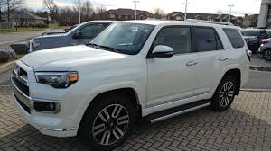 2017 toyota 4runner limited new 2017 toyota 4runner sr5 for sale in kingston kingston