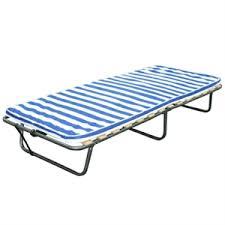 Single Folding Guest Bed Buy Copenhagen Single Folding Guest Bed At Home Bargains