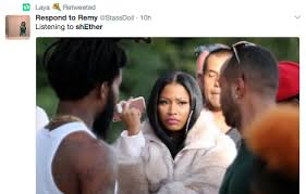 Nicki Minaj Meme - top 10 shether memes remy ma nicki minaj beef empire bbk