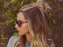 hairstyles put your face on the hairstyle 31 easy ways to put your hair up beyond a basic ponytail half
