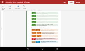officesuite 8 free docomo android apps on google play